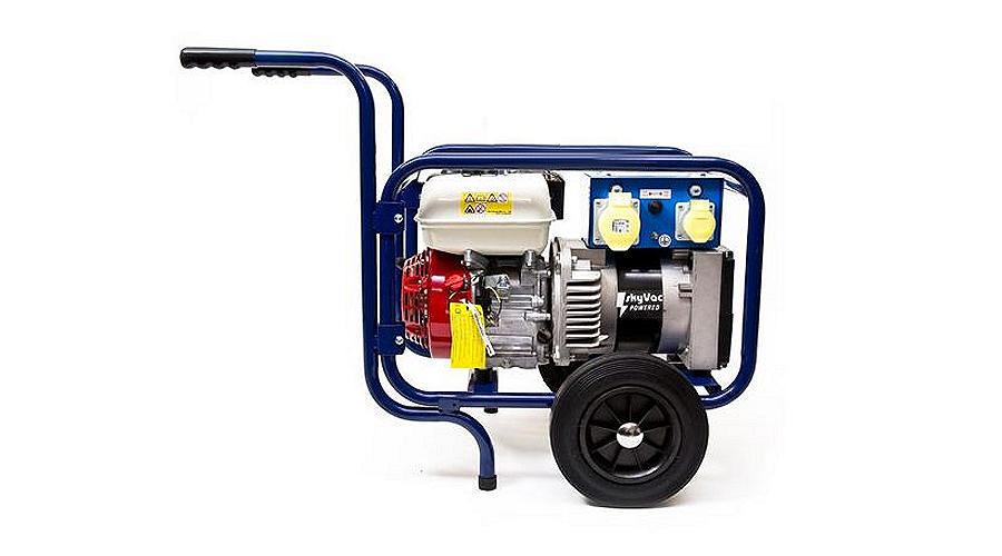 SkyVac Commercial 75 - Benzin Generator_Trolly_900