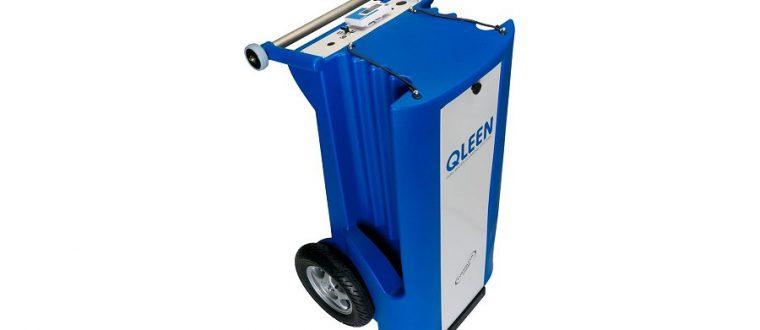 Qleen Disy Elektrisk system