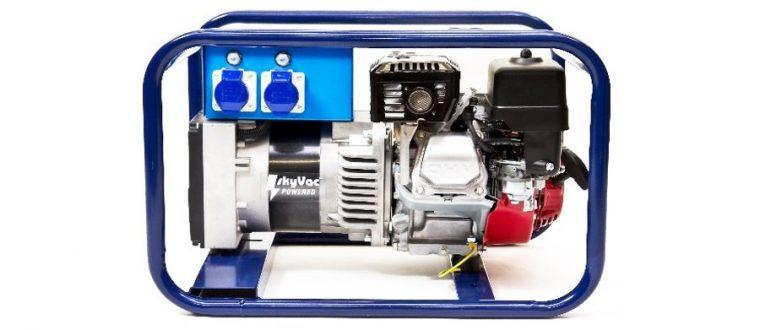 SkyVac Commercial 75 – Benzin Generator